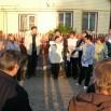 Жители ул. Жильцова говорят комиссии от Думы БГО о проблемной дороге