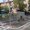 Открытие автоплощадки и автокласса в коррекционной школе Новоберёзовского.JPG